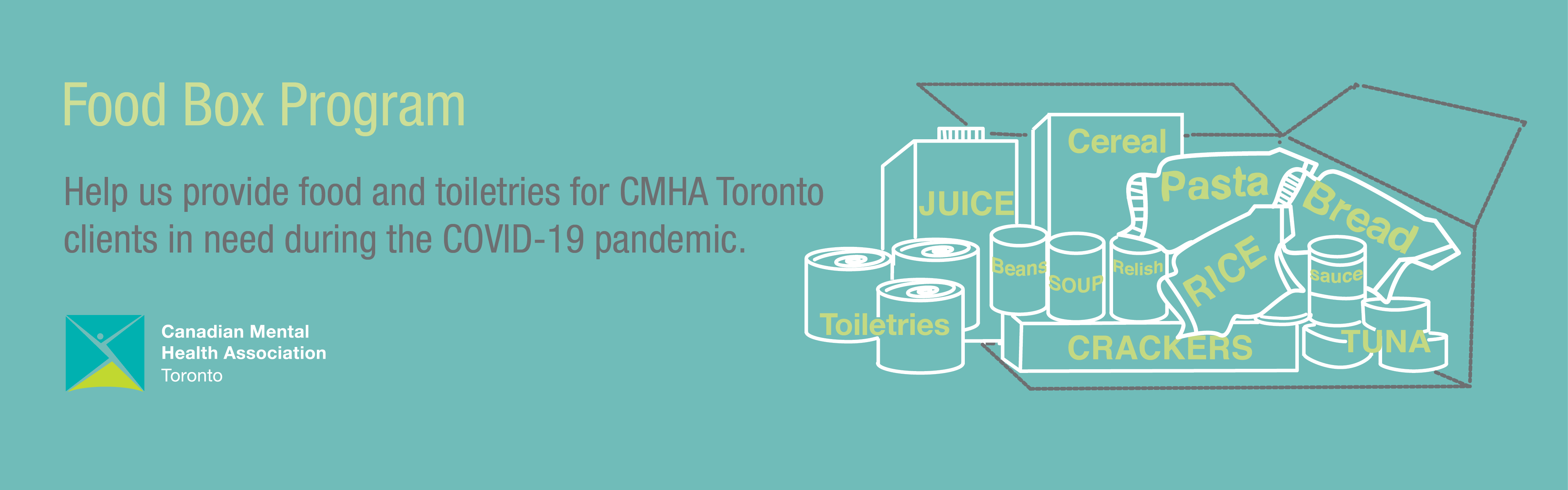 Ways to Donate to CMHA Toronto