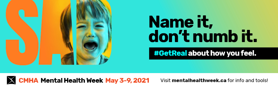 Get Ready to #GetReal about how you feel